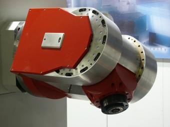 Headtec Continuous Milling Head