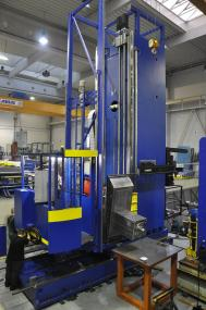 Specialty Machines - WRF 150/160 Tilting Headstock