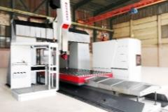 FP 2580 with control system HEIDENHAIN CNC